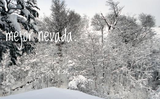 nevada invierno 2010