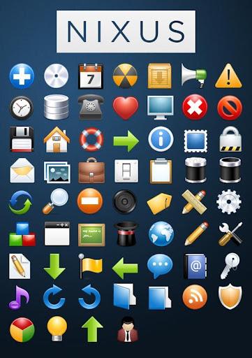 iconos gratuitos para web blog foro o proyecto comercial en internet