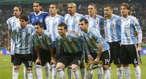 Las Formaciones Argentinas de todos los Mundiales y Datos