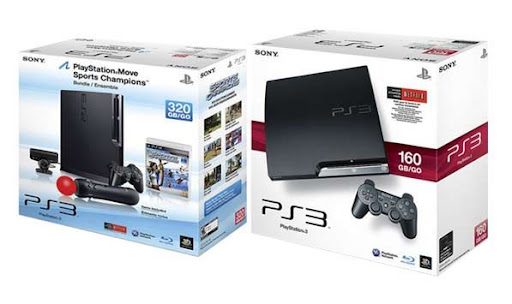 playstatin move ps3 160gb