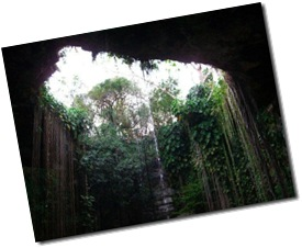 Cave grave