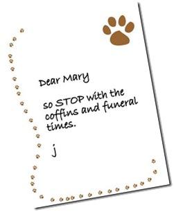 John Letter 2