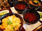【渋谷ランチ】いわい鶏と自然卵の親子丼&鶏そぼろ丼(権八)