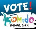 vote komodo national park