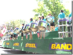 4th of july parade steel band 3