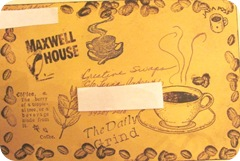Coffee mail art envy front