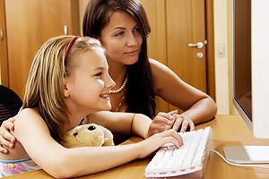 Родительский контроль спасет ребенка от опасностей Сети