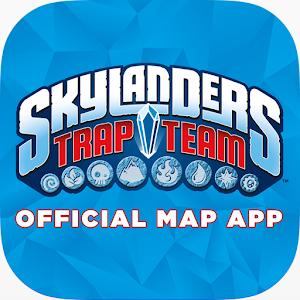 Skylanders Trap Team Map App For PC / Windows 7/8/10 / Mac – Free Download