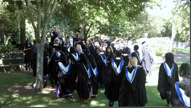grads gather