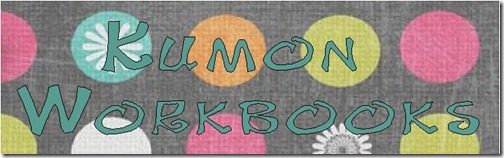 Kumon Workbooks