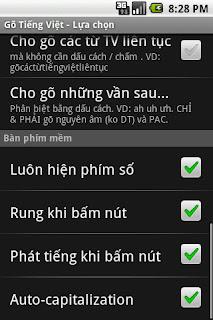 gotiengviet android luachon3 GoTiengViet Android   Bộ gõ Tiếng Việt thông minh cho điện thoại Android