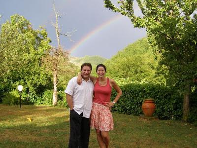Living under the rainbow
