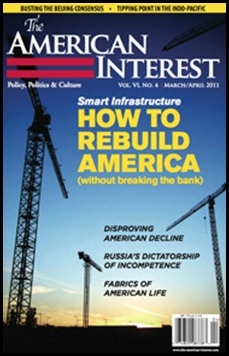 The American Interest cover 2011