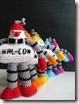Hal-Con Mascot, Nelson