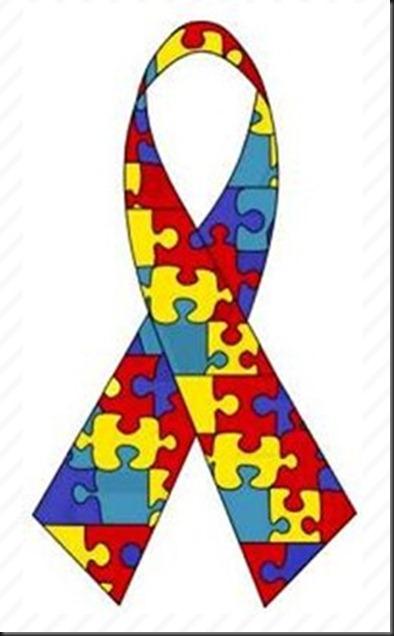 Día Mundial Autismo Lazo