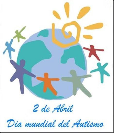 Día Mundial Autismo Logo
