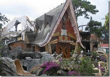 fachada Hang Nga Guesthouse