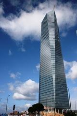 torre-cristal-Cesar-Pelli-madrid