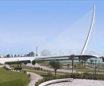 Puente-9-de-ctubre-Valencia-santiago-calatrava