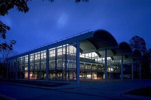 Cranfield University Library, Cranfield, United Kingdom – High Tech
