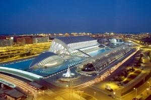 valencia-Ciudad Artes y Ciencias