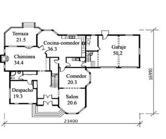 Planos de casas prefabricadas planos de casas modernas for Casas de madera estilo americano