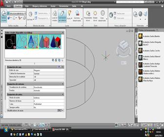 Opciones de Visualización de Gráficos 3D
