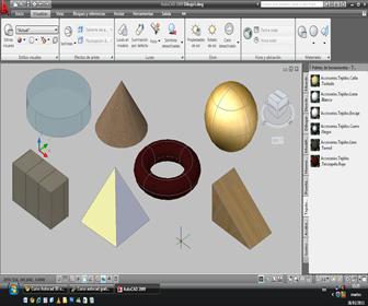 Curso autocad 3D GRATIS Modelación con Sólidos
