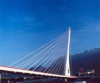 PUENTE-ATIRANTADO- Puente Matute Remus