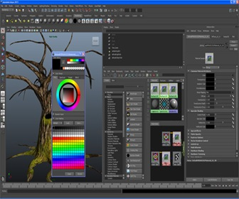 Autodesk-maya-2011-software