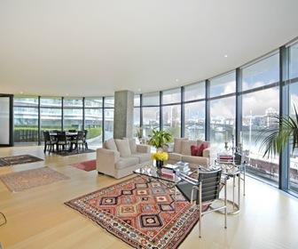 proyecto del edificio de Norman Foster Albion Riverside
