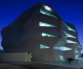 PROYECTO-EDIFICIO-MODERNO-VODAFONE-OPORTO-PORTUGAL-