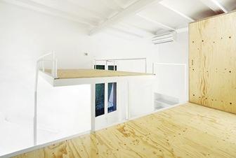 casas-de-madera-diseño-interior-habitaciones