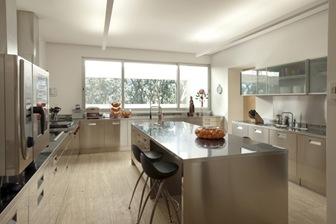 Casas modernas y minimalistas en mexico arquitectura for Casa minimalista interior cocina