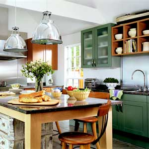 Cozinha cores e sabores decora o e inven o for Decoracion de cocina comedor chico