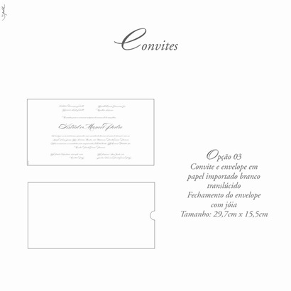 londres 02 convite casamento