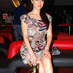 Hazel at the Music Launch of the Movie a Flat at Cinemax Photo Gallery