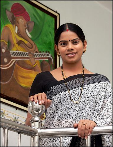 tv deepa venkat in saree glamour  images