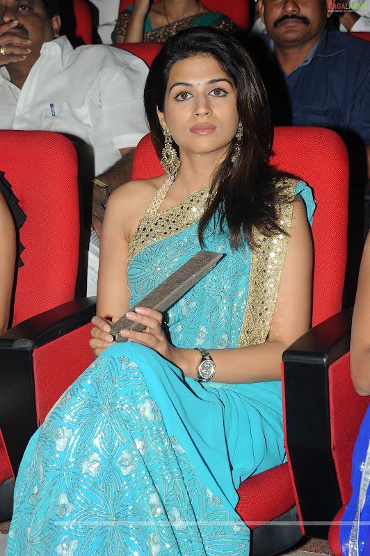 Sradha Das Nagavalli Audio Launch glamour images