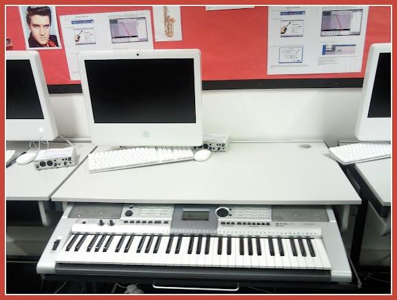 Zenestúdió és médiaterem - kreativitás IKT segédlettel