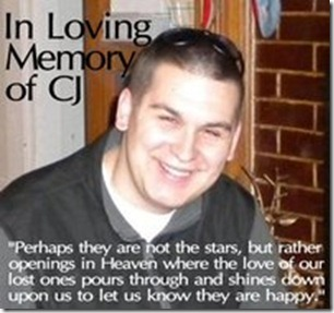 In Loving Memory of CJ