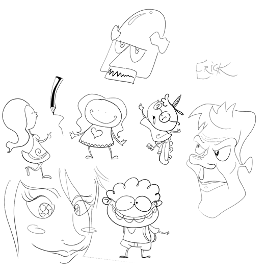 sketchs 1