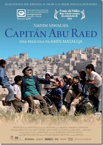 Capitán Abu Raed de Amin Matalqa