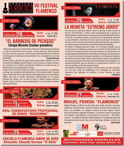 VII Festival flamenco de torredolones