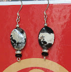 Black Beauties Earrings