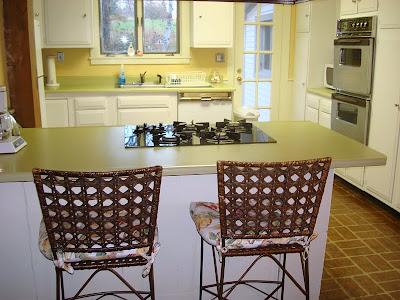 VT Ski House kitchen