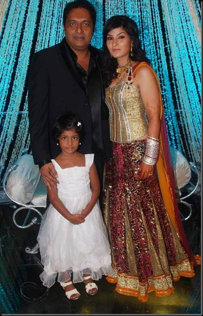 Prakash Raj & Pony Verma's wedding reception stills2