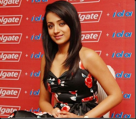 Trisha at Colgate and IDA Guinness World Record Event