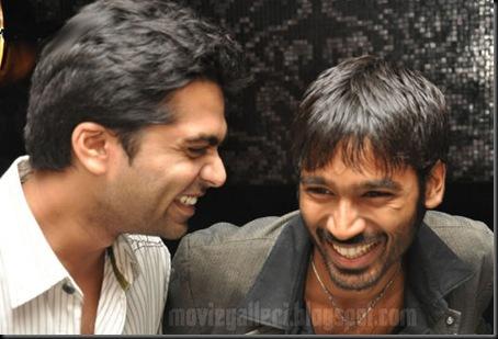 simbu-dhanush-Jaggubhai-Premiere-Show-01