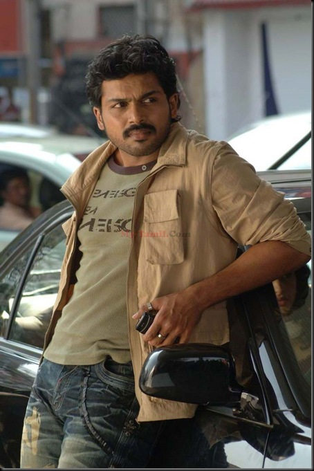 Karthi Telugu Movie